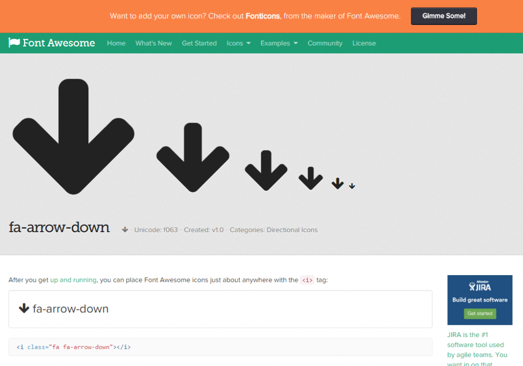 Font-Awesome_icon_arrow-down_